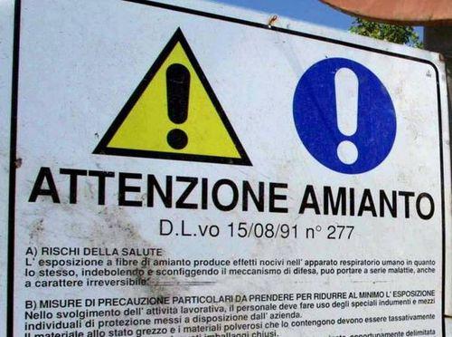 Stop Amianto: il M5S Arezzo sostiene il Comitato No Amianto