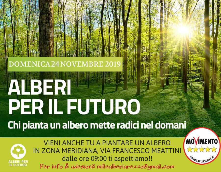 ALBERI PER IL FUTURO 2019